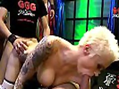 Nasty Mila Milan girls booms sucked by boys Penetrated and Creamed - German Goo Girls