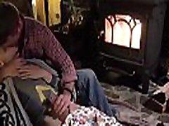 Boy guy gay sex Dad Family Cabin Retreat