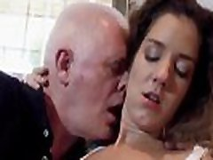 Young maid fucks her pussy orgasm complication house owner before wife gets home