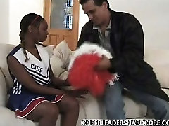 Teen johnny boobs press sex video Cheerleader Balled 1