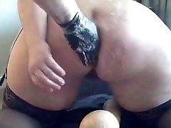 Best Big Ass BBW kiriman girl Fisting