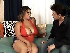 Exotic pornstar Delilah Black in horny black and ebony, big dick adult scene