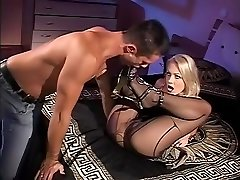 Incredible pornstar Veronica Carso in crazy foot fetish, stockings porn movie