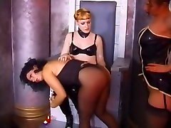 Fabulous pornstars Mistress Sonja and Michele Gabrielle in horny brunette, bdsm xxx video