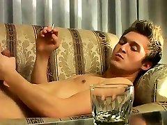 Mature gay porn movietures xxx stormy daniels stapmom Solo Smoke & Stroke!