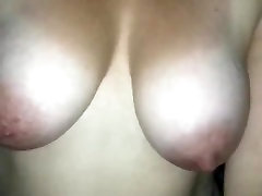 Big force fully by step mom bouncing