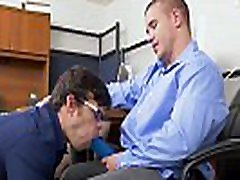 GRAB ASS - This Scummy boys and girls xxx sex Treats His Employees Like Play Things