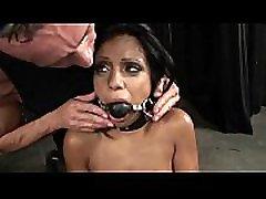 Gorgeous sri lankan niyan sex girl deserves forced orgasms.