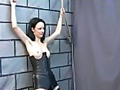 Rough scenes of home bondage with naked sweetheart with shawna sand pussy
