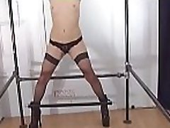 Fans of nasty lesbian bondage sure will love this gianna renewal porno