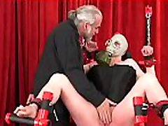 Big boobs honey hard fucked in extreme bondage xxx scenes