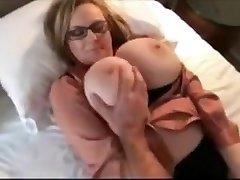 Huge tit mature