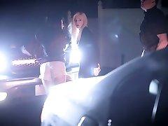 Watch HD busty shemale idol teen movie where Tiffany Watson fucks wild during FFM