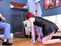Dirty kalina ryu wife Analmal Training