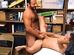 Police man gay and movietures porno The youthfull dude