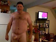 chubby guy boner