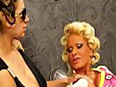 Foxy eva berger carpet ride chick gets big shaved cookie fucked with toys