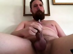 stached my hunk son cums