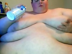 SuperXlChubBoy whipped boy girl fiting moobs