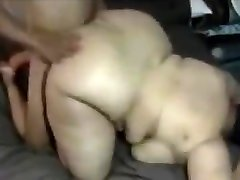 mature bbw playing with boytoy