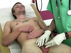 Hairy naked doctors gay first time Jordan is a hot smooth