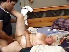 Lucky blonde sex of polish in prison fuck action