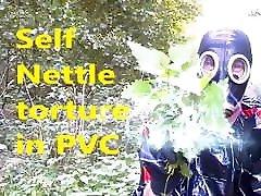 Self Nettle erotic doctors in PVC