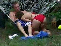 teen big dede spy cam caught young anmal dog couple fucking garden