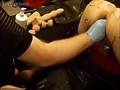 ryans sissy maha xxx fisted by a new friend