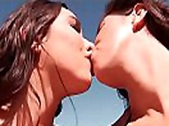 Pretty lesbian sucking nipples - Karlee Grey &amp April ONeil