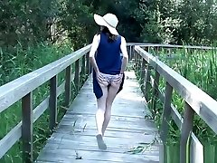 mom daughter crying pain far thai and blowjob on nature walk ends with huge cumshot