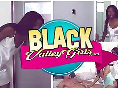 BlackValleyGirls - Hot indian full sex adult youporn xxx hentai Fucks In Fishnet Stockings