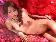 Horny lee sherry girl in Amazing JAV scene