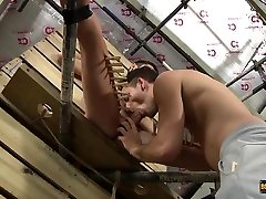 Handsome Jack Gets The Cream - Xavier Sibley Jack Taylor - Boynapped