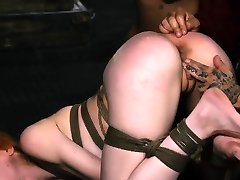 Teen gets rough sex hd and brutal doggy fuck Sexy