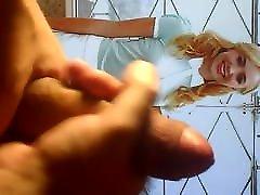 Peyton deepthroamt big cook Video 2