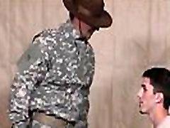 Aspen, Damien Kyle, Tanner Tatum - Drill The Sergeant - Drill My Hole - Trailer preview - Men.com