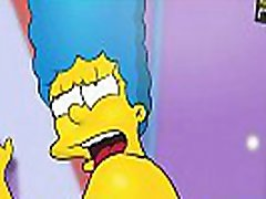 SIMPSONS PORN - MARGE SIMPSON FUCKED ANAL BY HOMER ON THE KITCHEN HENTAI - more videos http:ouo.ioZgQJt