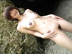 Softcore Japanese xxon porn Bikini Tease - SENA