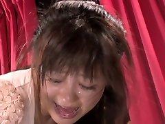 Amazing Japanese girl in Crazy HD, BDSM JAV movie
