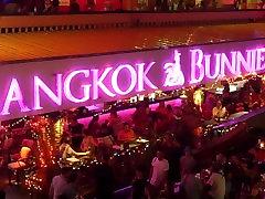 Thai Bar Girls smoking