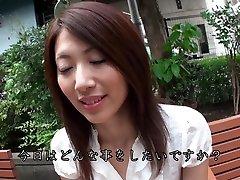 Amazing Japanese whore in Horny Fingering, Lingerie JAV clip