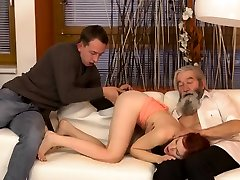 Mature white girl Unexpected experience with an older