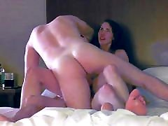 Good MILF Wife Double Vaginal Threesome