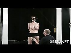 Sexy female wicked bdsm scenes with torture and sex