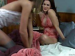 Masturbation and 18year schoolhindian girl blue film lesbian brandy love liegeri suit both well for amazing hottie Shyla Ryder