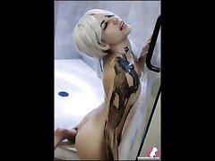 She Venom Nude