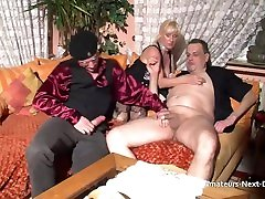 Busty matures sofa arm4 with bi guys