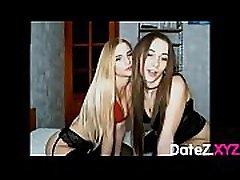 KrissMoon two girls in stockings