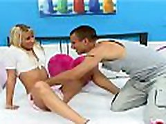 blonde xxx 18 age orgasms before swallowing a big load of cum